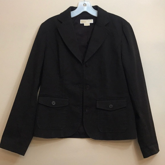 f2a2ce6d1501 MICHAEL Michael Kors Jackets & Coats   Michael Kors Womens Blazer ...